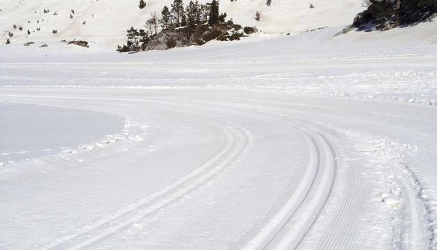 L'esquí de fons, contacte total amb la natura
