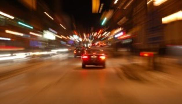 El consum d'alcohol provoca canvis a la vista