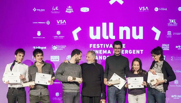 Els guanyadors de l'Ull-Nu.