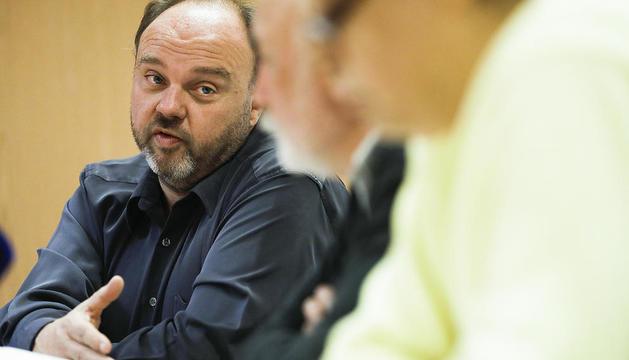 Gabriel Ubach afirma que la situació laboral al