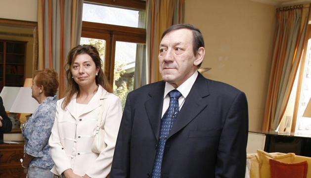 L'escriptor i advocat Antoni Morell