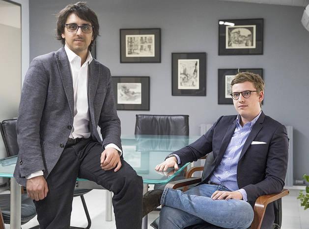 Marc de Diego i Étienne Gelas han creat l'empresa de 'mineria' Andorra Hashpool per crear bitcoins