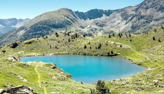 La muntanya, un lloc increïble del qual gaudir de la natura i connectar interiorment