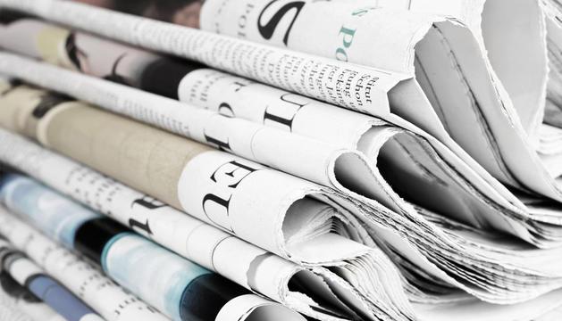 El diari, per mantenir-me informat i actualitzat del que passa arreu del món