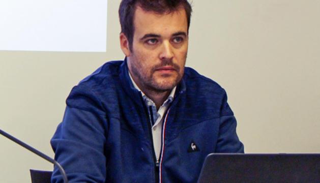 David Julian alerta de la intrusió per fer criptomonedes