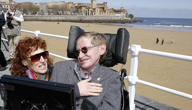 Dol per la mort d'Stephen Hawking