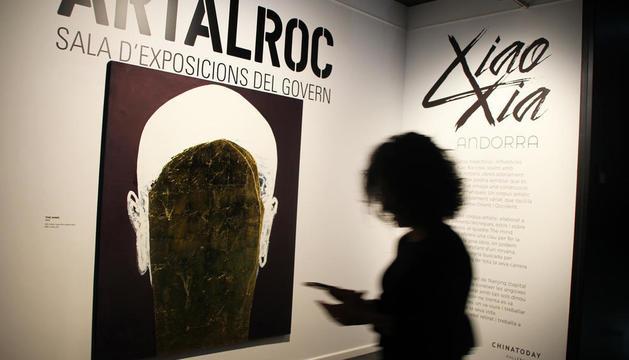 Xiao Xia, l'art xinès a Art al Roc