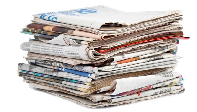 Llegir el diari cada dia per mantenir-me informat del que succeeix al meu voltant i al món