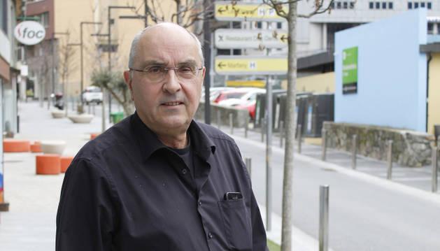 Jordi Farràs va ocupar el càrrec de síndic general durant el procés constituent.