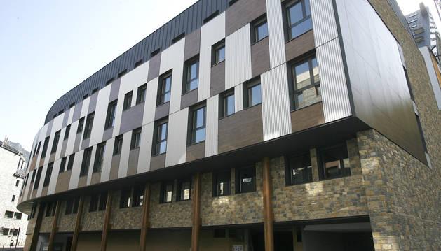 La promoció de pisos de lloguer reduït del Pas.