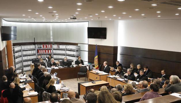 El primer judici del 'cas BPA' es fa a Prada Casadet