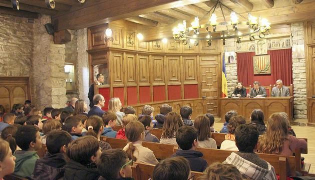 Es constitueix el 10è Consell d'infants de Sant Julià