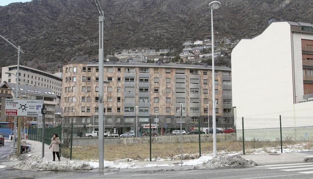 El casino se situaria al Clot d'Emprivat, al costat del carrer de la Unió.