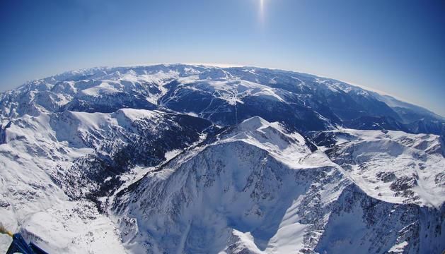 La muntanya, una passió i la millor teràpia per desconnectar del dia a dia