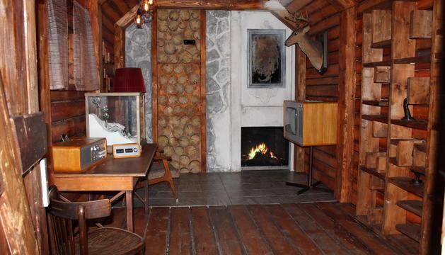 L'ambientació de la sala és una de les característiques més importants dels jocs d'escapada en viu