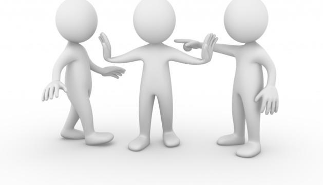 El diàleg és la millor manera de resoldre conflictes