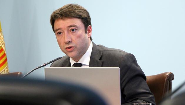 El director de Tributs i Fronteres, Albert Hinojosa.