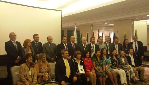 Trobada de la Federació Iberoamericana de l'Ombudsman, a Panamà