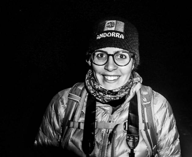 La periodista Raquel Espunyes