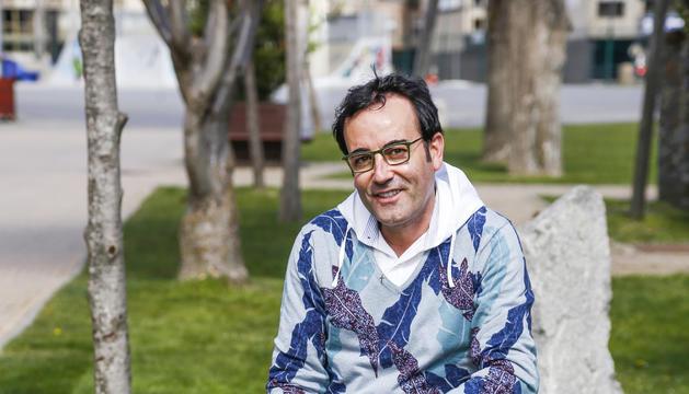 El rector de Sant Julià, Pepe Chisvert