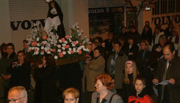 La processó de Sant Julià de Lòria.