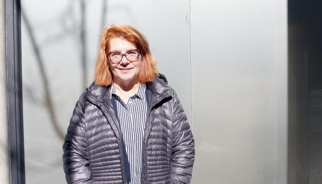 Valérie Lackner és la presidenta de l'AEAT.