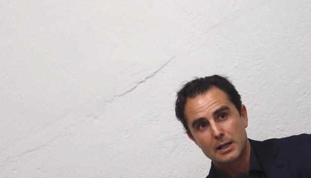 Hervé Falciani, en una imatge d'arxiu.