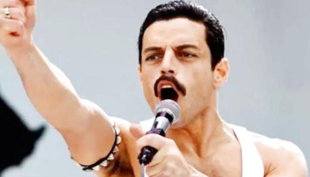 El cantant Freddie Mercury