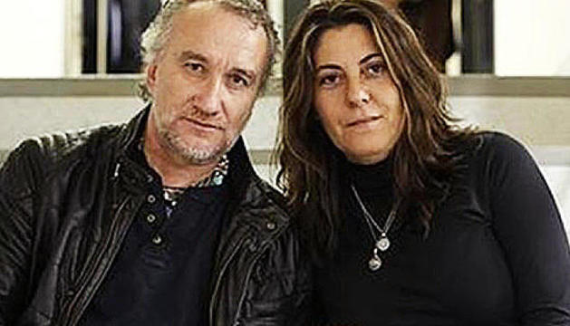 Els pares de Nadia Nerea, Fernando Blanco i Margalida Garau.
