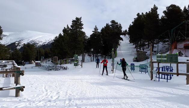 La temporada d'hivern a Naturlandia ha estat positiva per les bones condicions de neu
