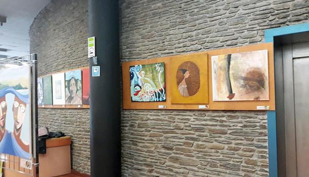 Una imatge de la mostra oberta al Palau de Gel.