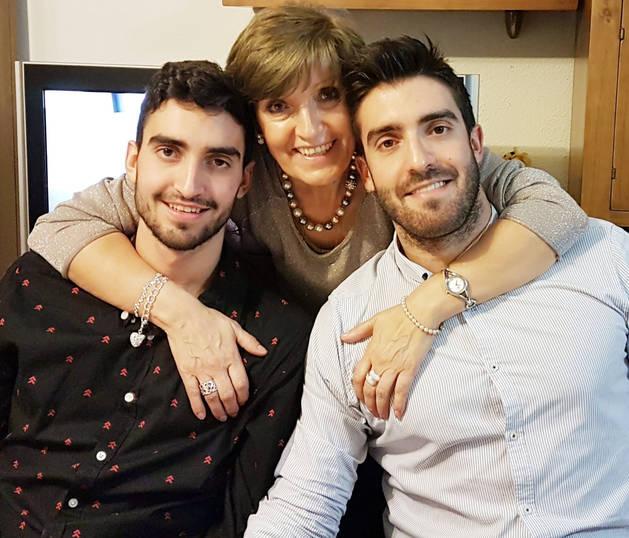 La família és un altre dels pilars bàsics, tot i que ara hi estic lluny