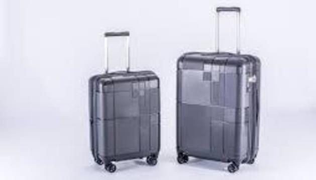 Des de fa un temps, la maleta s'ha convertit en un imprescindible. Ara faig més viatges a Europa