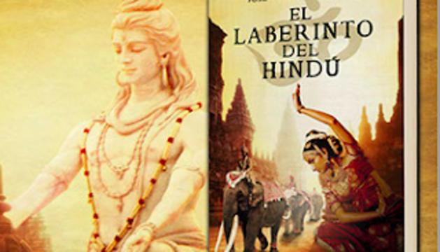 Totes les nits m'agrada llegir abans d'anar a dormir, l'últim llibre que em va marcar fou El laberinto del hindú