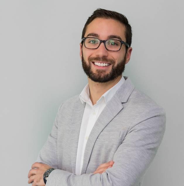 El geògraf Tiago Canelas