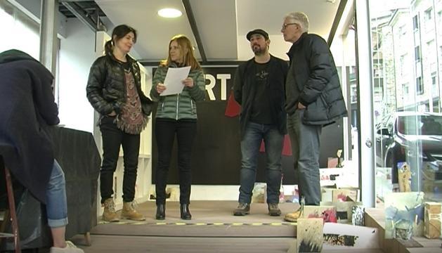 La nova Xarranca presenta les activitats al nou espai de la Peixera