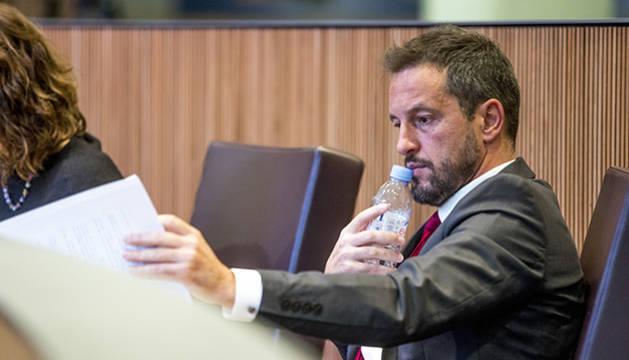 Pere Lòpez al Consell General