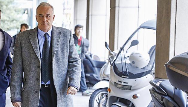 Joan Samarra acusava Jordi Cinca d'apropiació indeguda i blanqueig