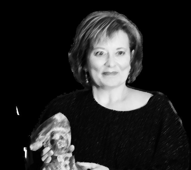 Núria Gras, presidenta de l'Associació de Donants i Trasplantats d'Andorra