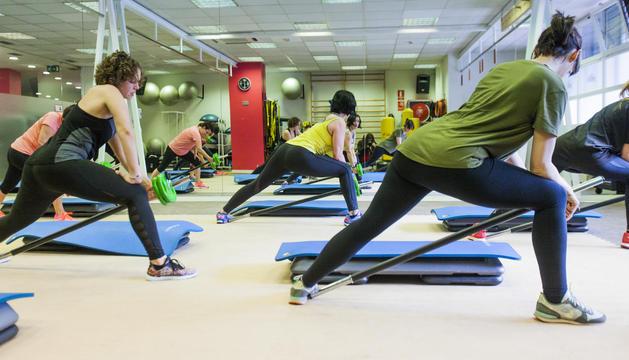 Les classes coreografiades acostumen a atreure un públic majoritàriament femení.