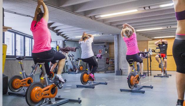 La filosofia del gimnàs Fit es basa en el treball personalitzat i els grups reduïts.