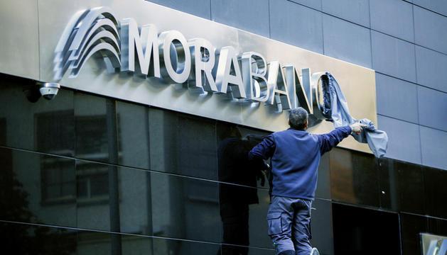MoraBanc ha millorat els resultats durant l'últim exercici