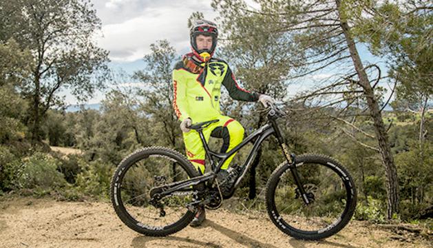 El rider Joan Aracil