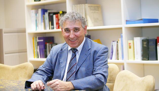 Jordi Galobardas és el representant de la CEA al consell d'administració de la CASS.