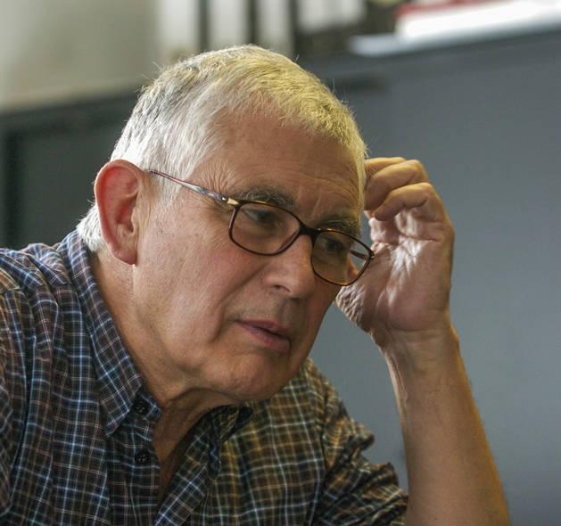 L'arquitecte i artista Alfons Valdés