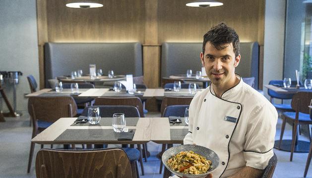 El xef del restaurant Noranta-tres de les closes