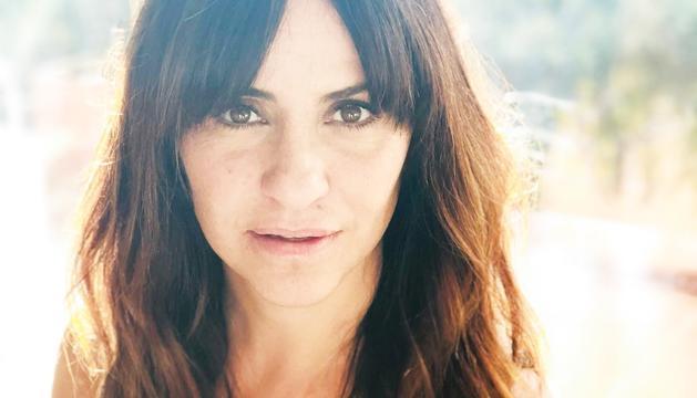 L'actriu Melani Olivares