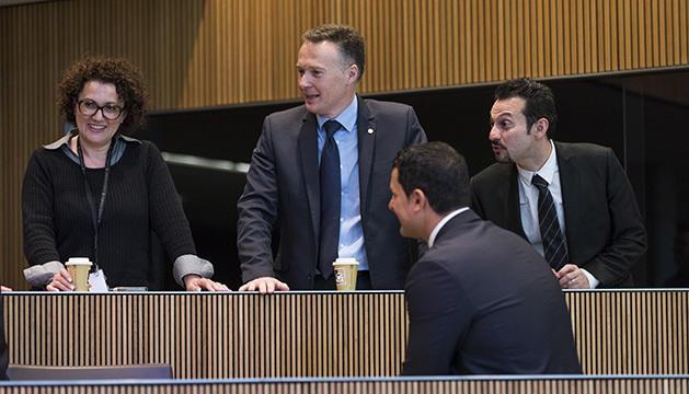 Liberals i Gerard Alís al Consell General