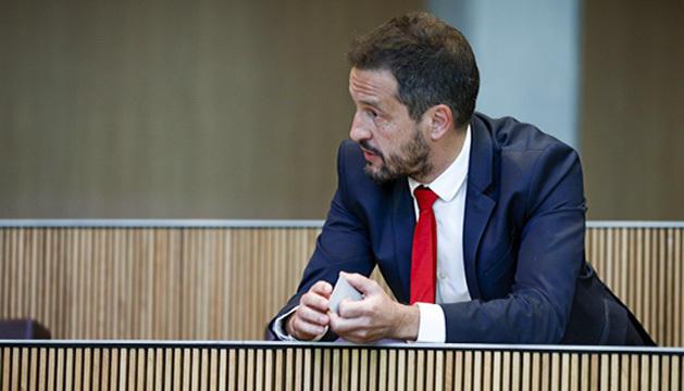 Pere Pere Lòpez al Consell General