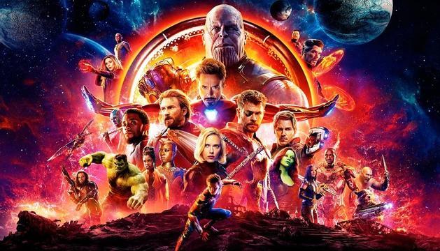 Els Vengadores: Infinity War